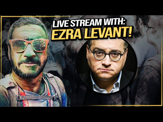 WATCH: Ezra Levant joins Viva Frei to discuss Canadian law, Dominion Voting and more