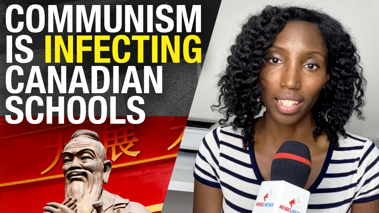 Communist Chinese government continues indoctrination through Confucius Institutes in B.C.