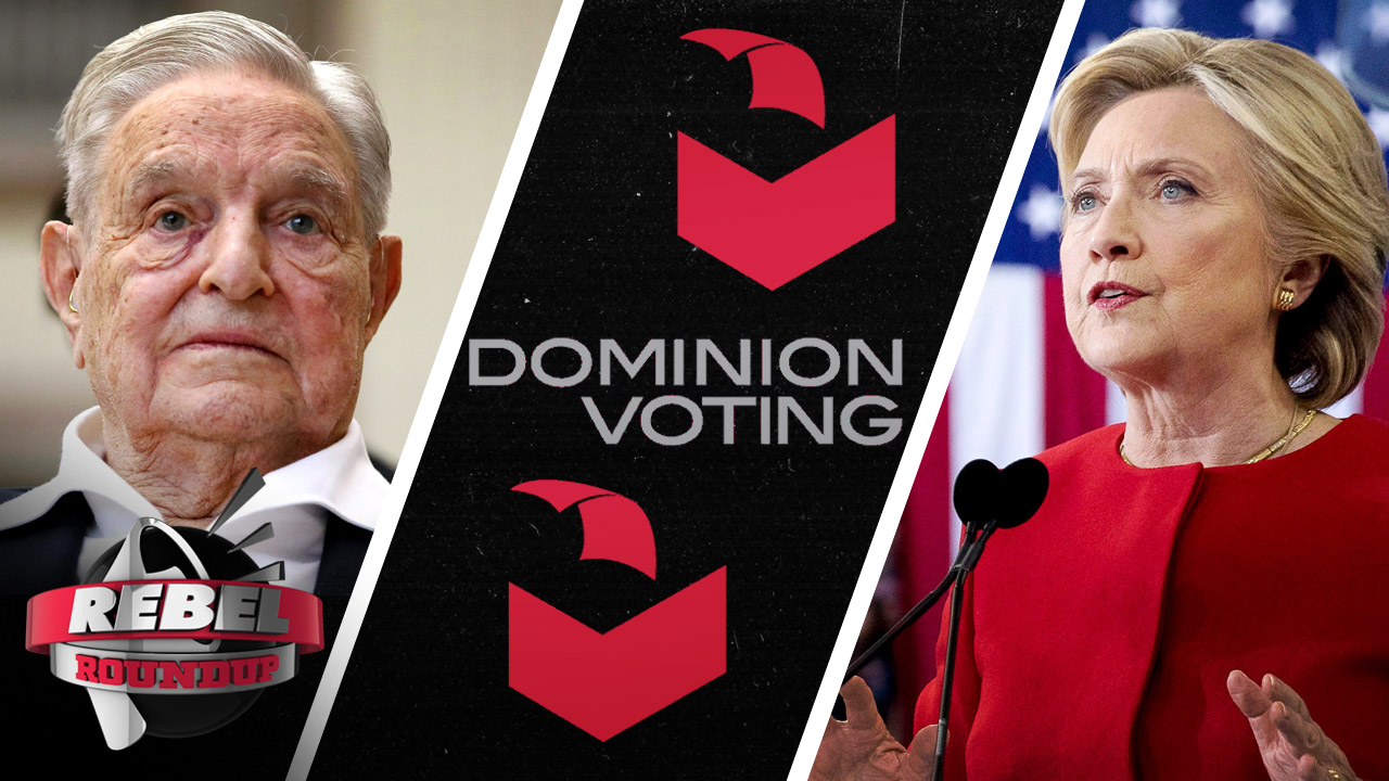 The Deep State and Dominion Voting: Keean Bexte with David Menzies