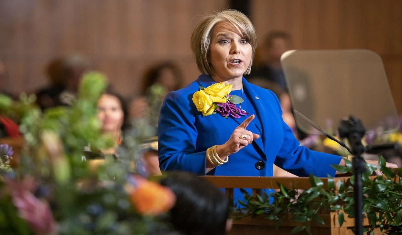New Mexico Gov. condemns Thanksgiving COVID-19 crackdowns