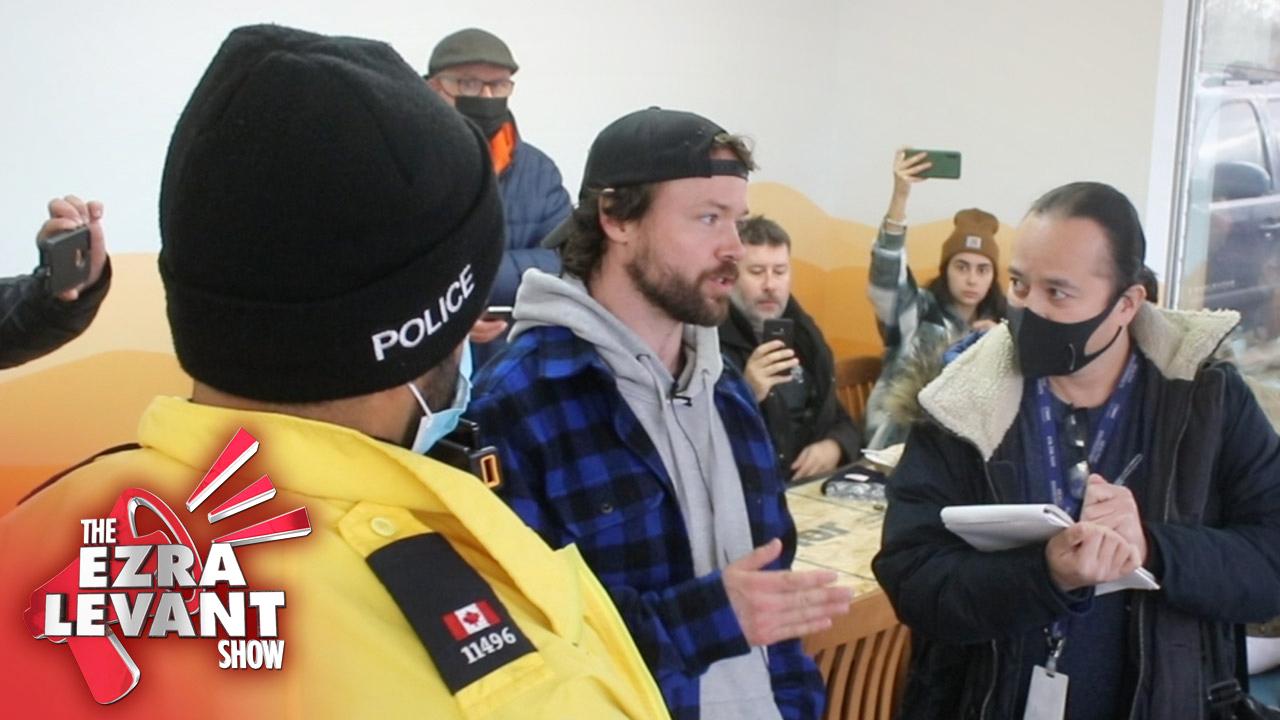 Rebels against the lockdown: Will Canada crush Adamson BBQ?