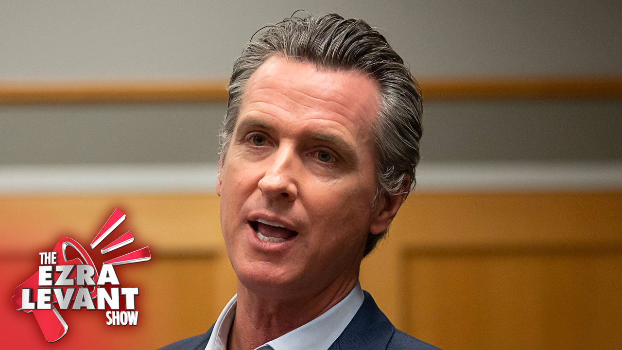 California Gov. Newsom caught breaking own COVID rules: But it was my friend's birthday!