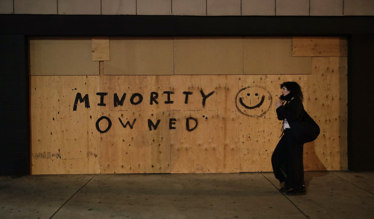 BLM activists condemn, split off from Antifa in Portland