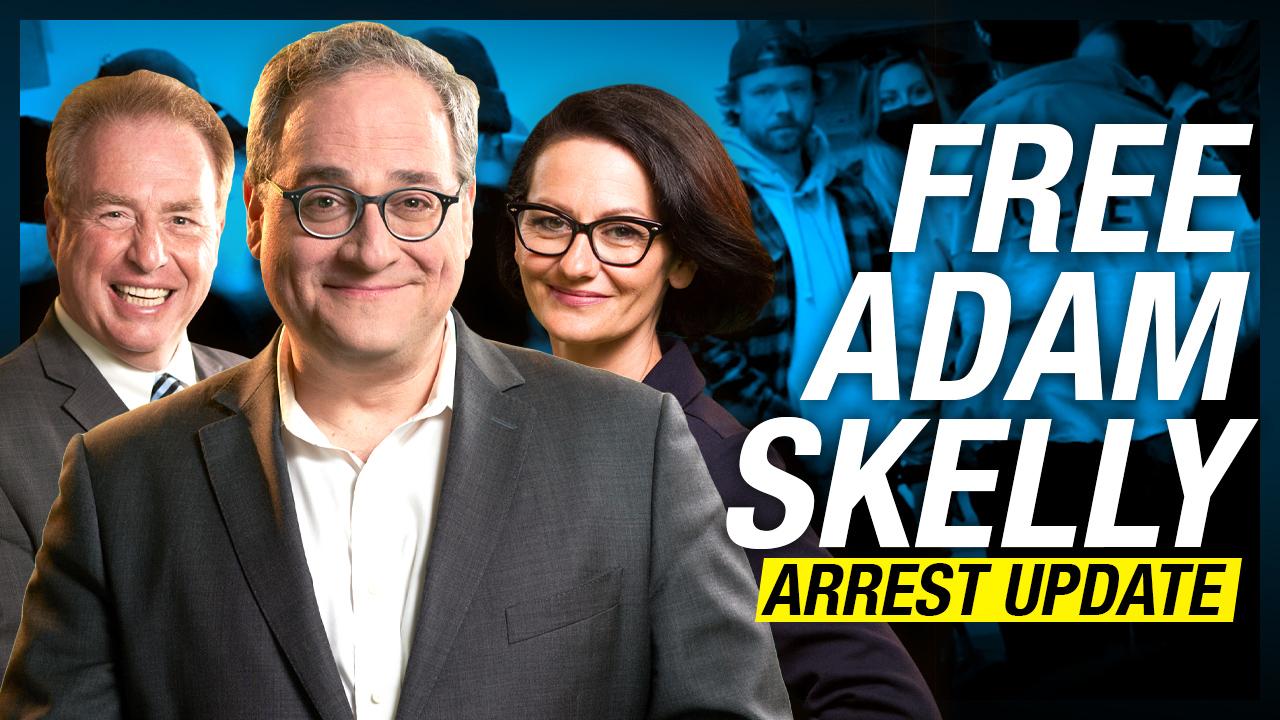 Adamson BBQ UPDATE: Free Adam Skelly!