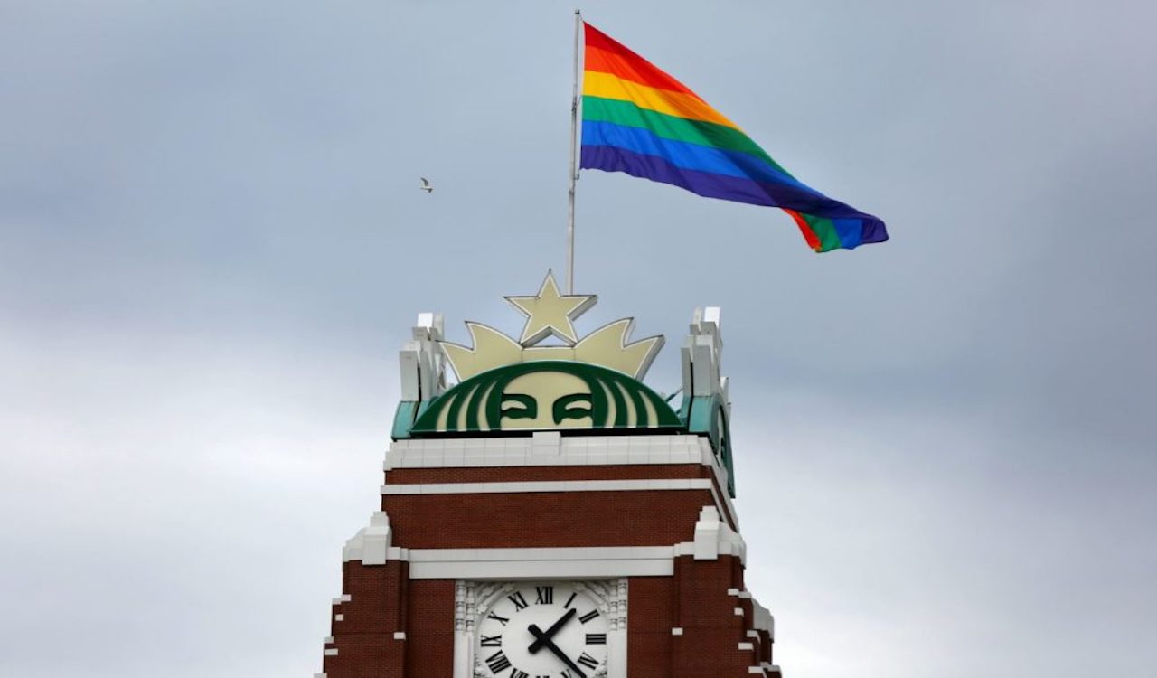 Starbucks FIRES religious employee for refusing Pride shirt