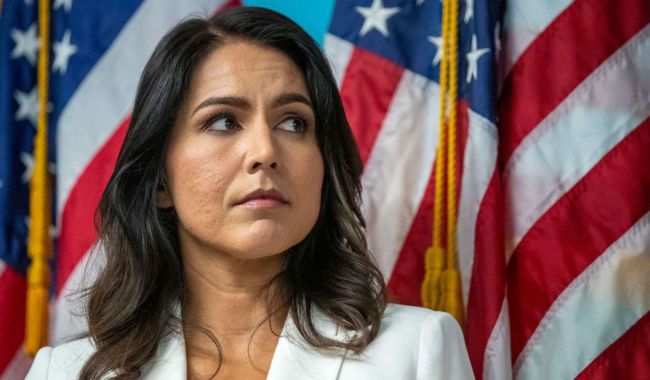 Tulsi Gabbard calls on Trump to pardon Julian Assange, Edward Snowden