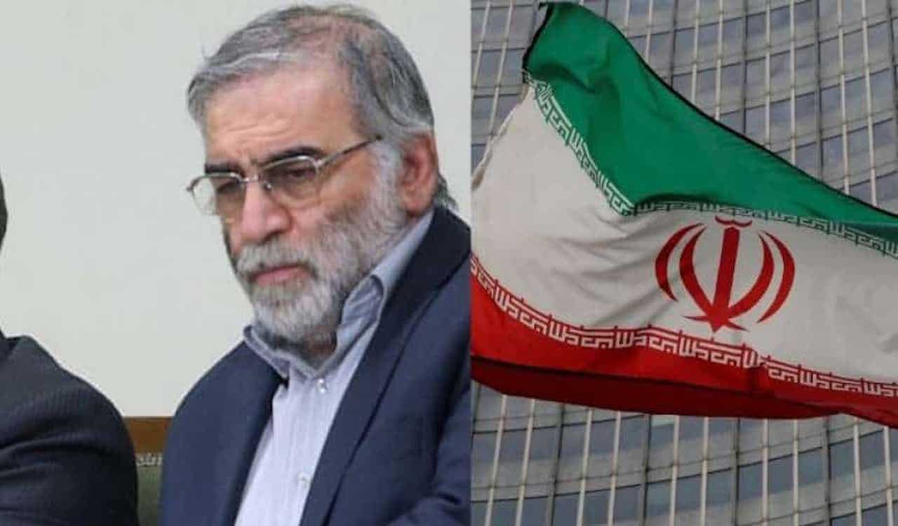 BREAKING: Iran's top nuclear scientist has been assassinated
