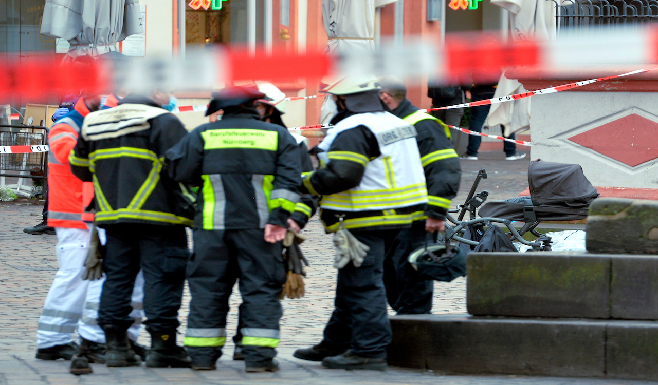 BREAKING: Terror attack in Germany leaves baby girl dead