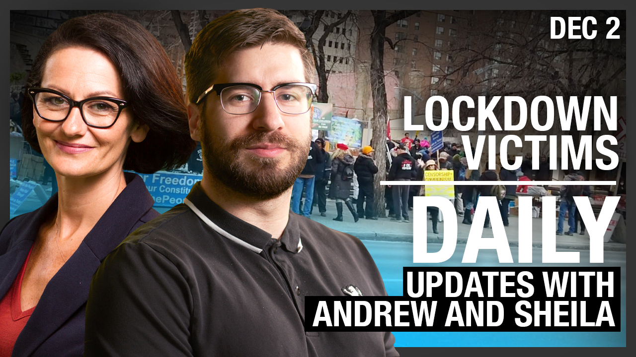 DAILY | Lockdown Victims