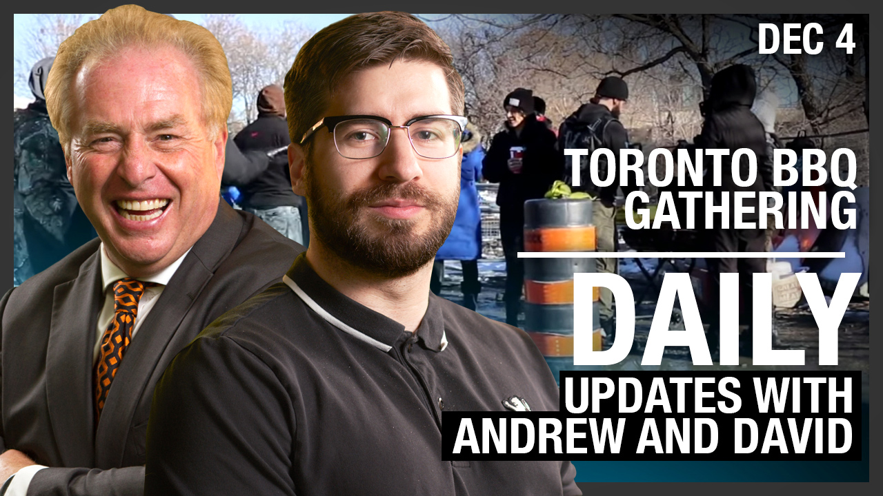 DAILY | Magic Ballots in Georgia, Toronto BBQ Memory Holed