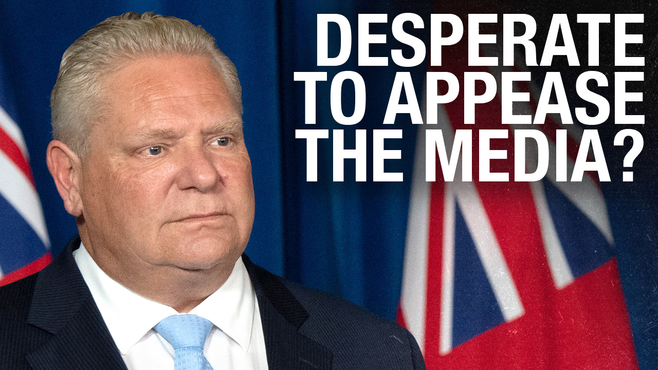 Conservative Ontario, Alberta premiers have VERY different approach to COVID and the media