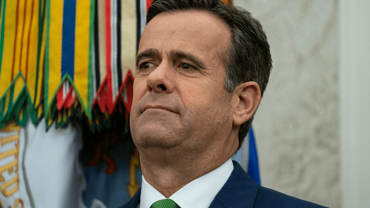 Director of National Intelligence says FBI should