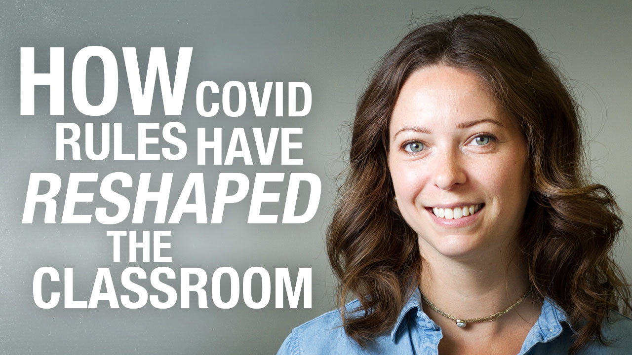 What does learning look like during COVID? Teacher talks challenge of masks, hand washing and more