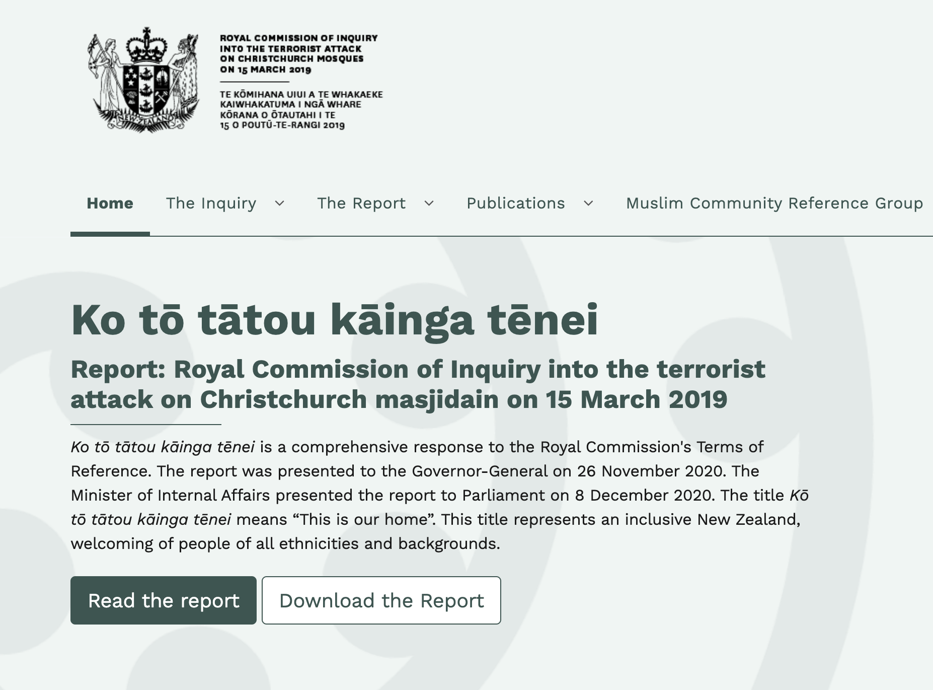 Rebel News statement on New Zealand Royal Commission terrorism report