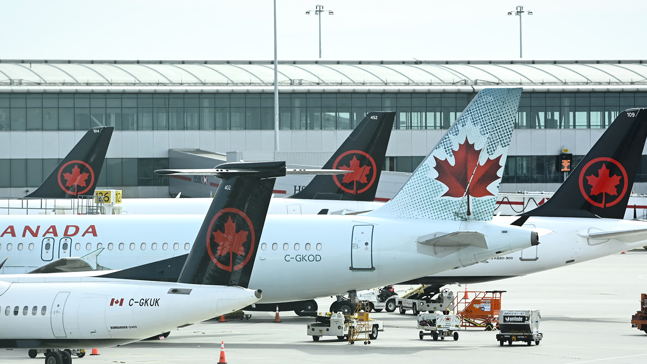 Air Canada cutting off Saint John, N.B. and Sydney, N.S.