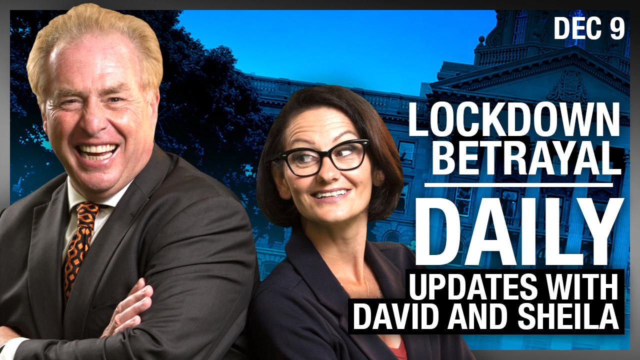 DAILY | Alberta's lockdown betrayal!