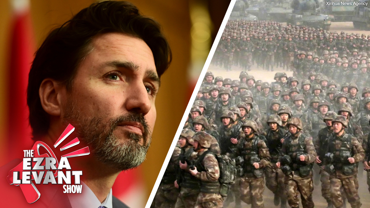 The China Files: Justin Trudeau's Chinese Troops