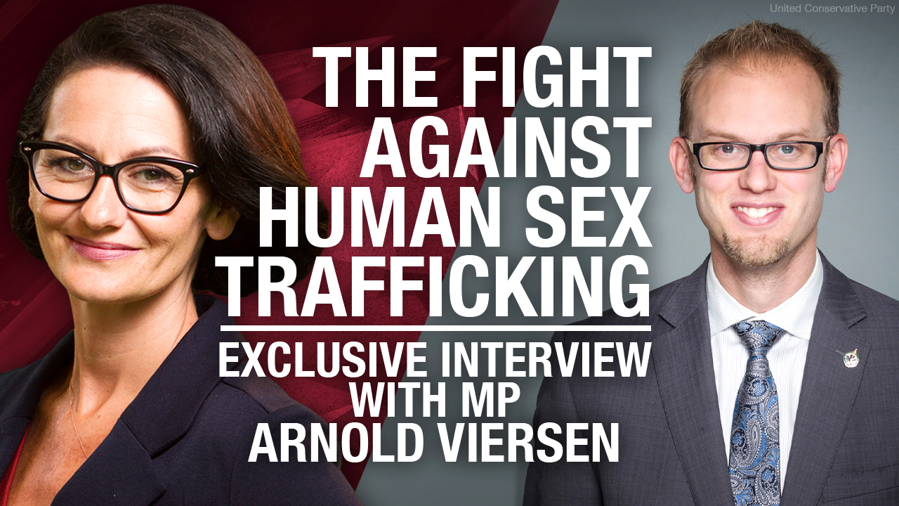 """A blight on Canada"": MP Arnold Viersen on human trafficking and Pornhub's Montreal HQ"