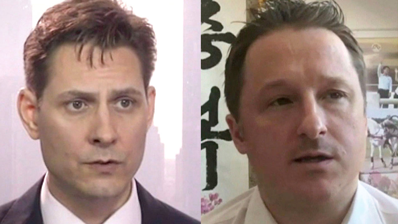 "Feds: Canadians imprisoned in China for past two years are ""absolute priority"""