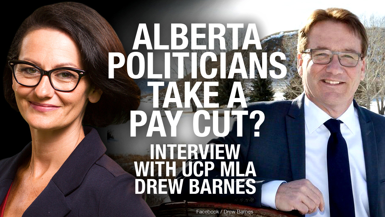 Alberta MLA wants 20% pay cut for public servants