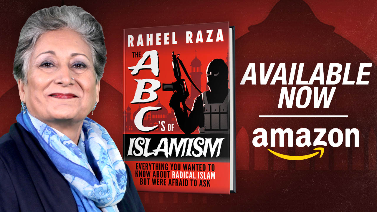 NEW BOOK: The ABC's of Islamism by Raheel Raza