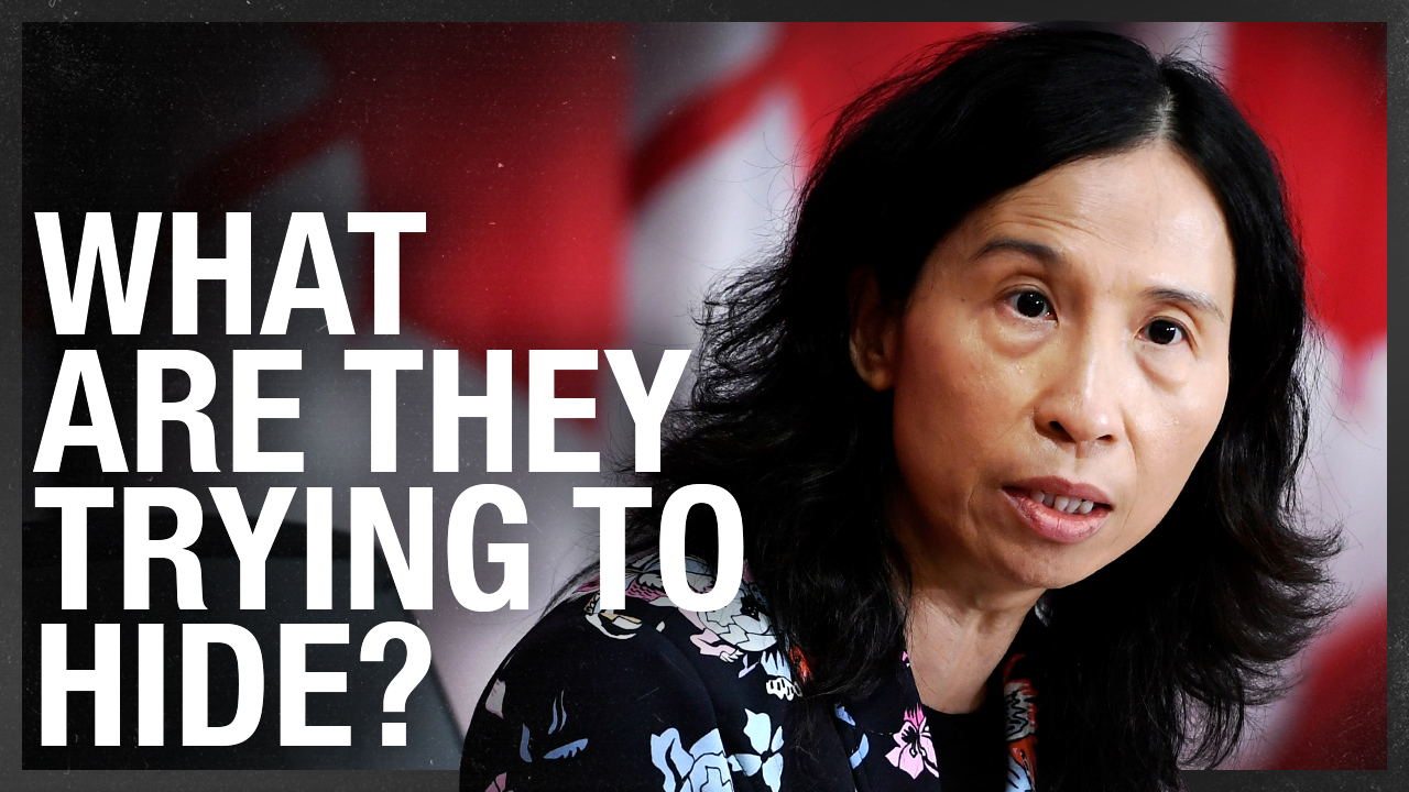 Feds hold back records on Theresa Tam's role at World Health Organization