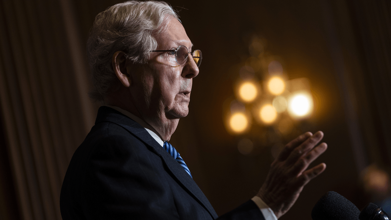 BREAKING: Mitch McConnell acknowledges Joe Biden as President-elect