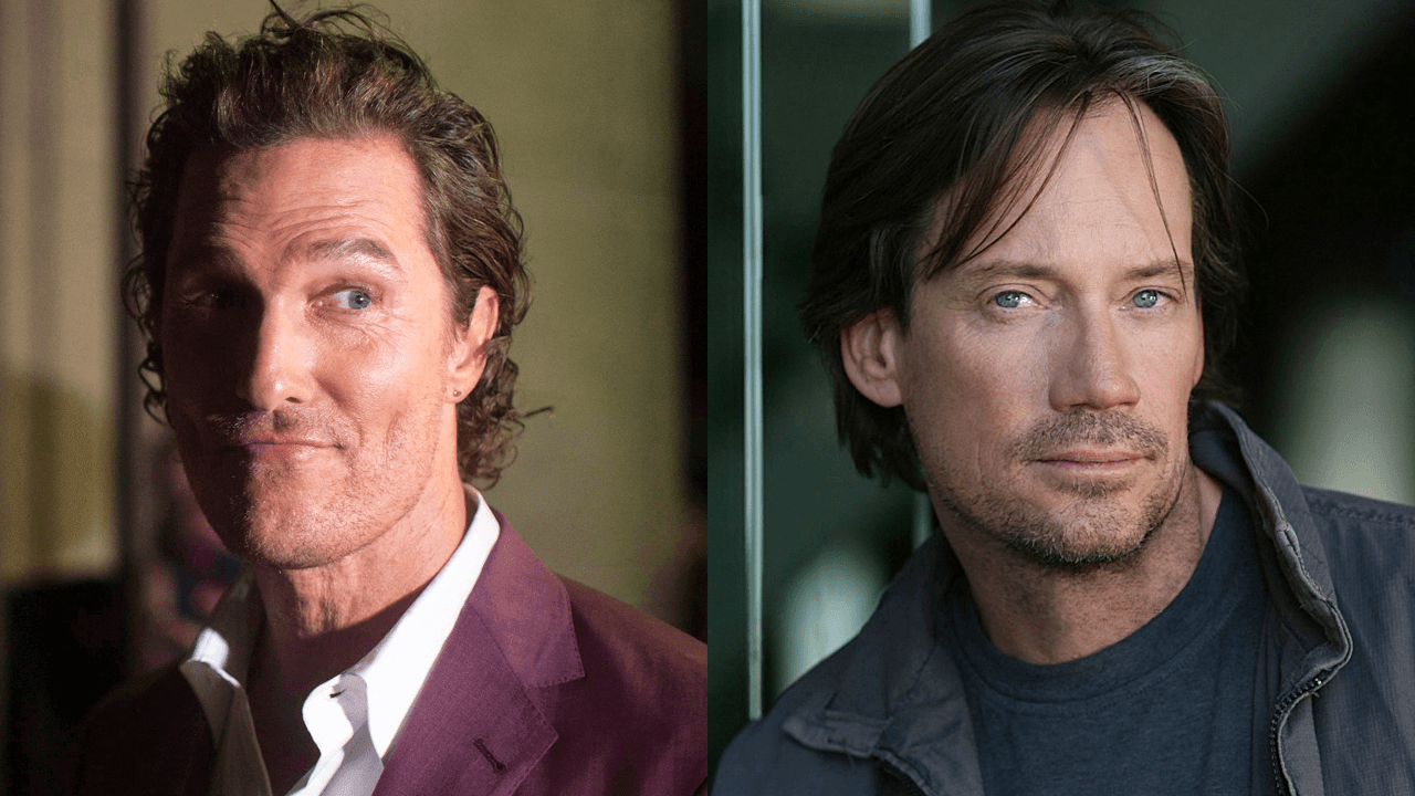 Conservative actor Kevin Sorbo backs Matthew McConaughey's message of unity