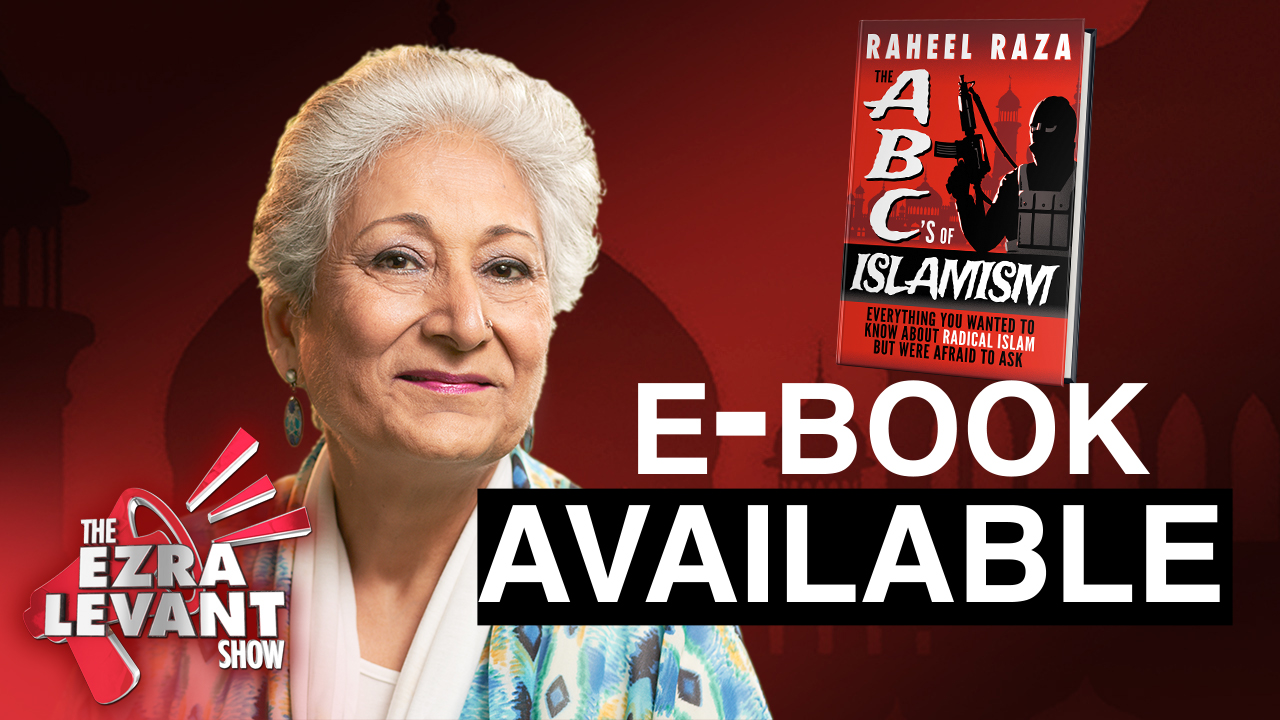 The ABC's of Islamism: Everything you wanted to know about radical Islam with Raheel Raza