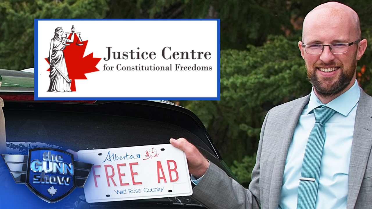 James Kitchen of the Justice Centre is Protecting Civil Liberties