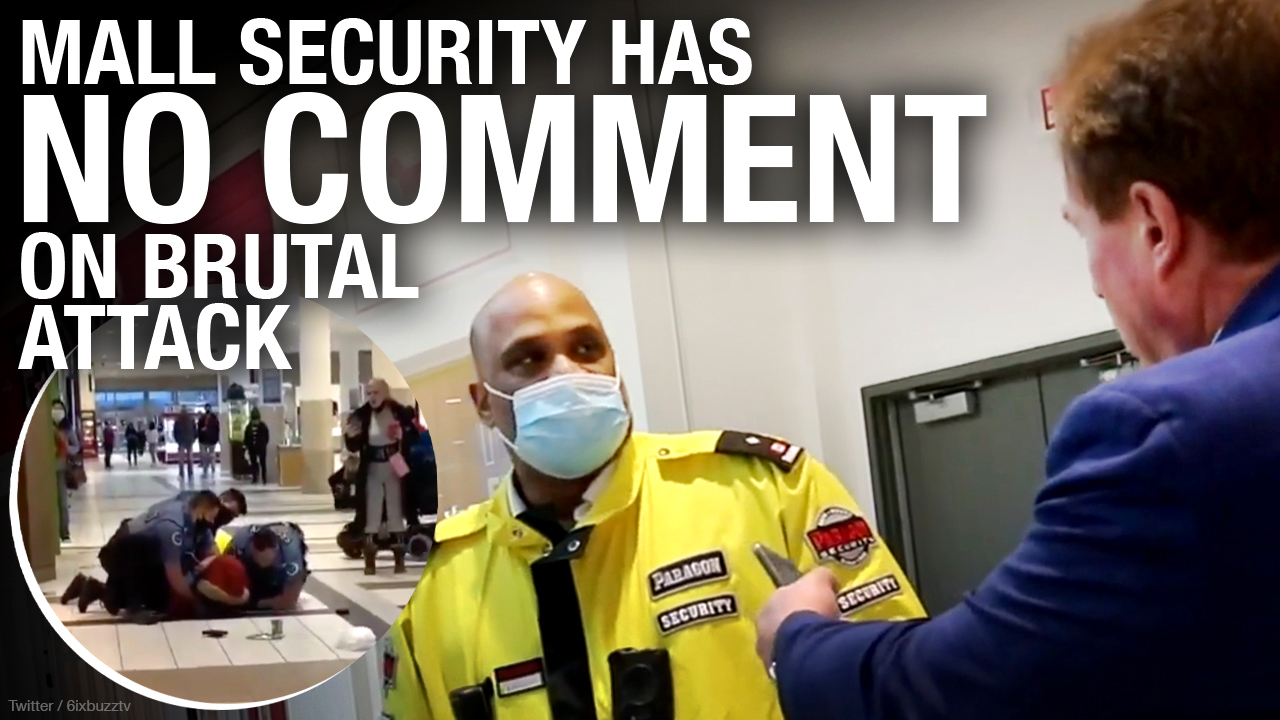 Help Joshua Update: Mall spokesperson, security silent when confronted about incident