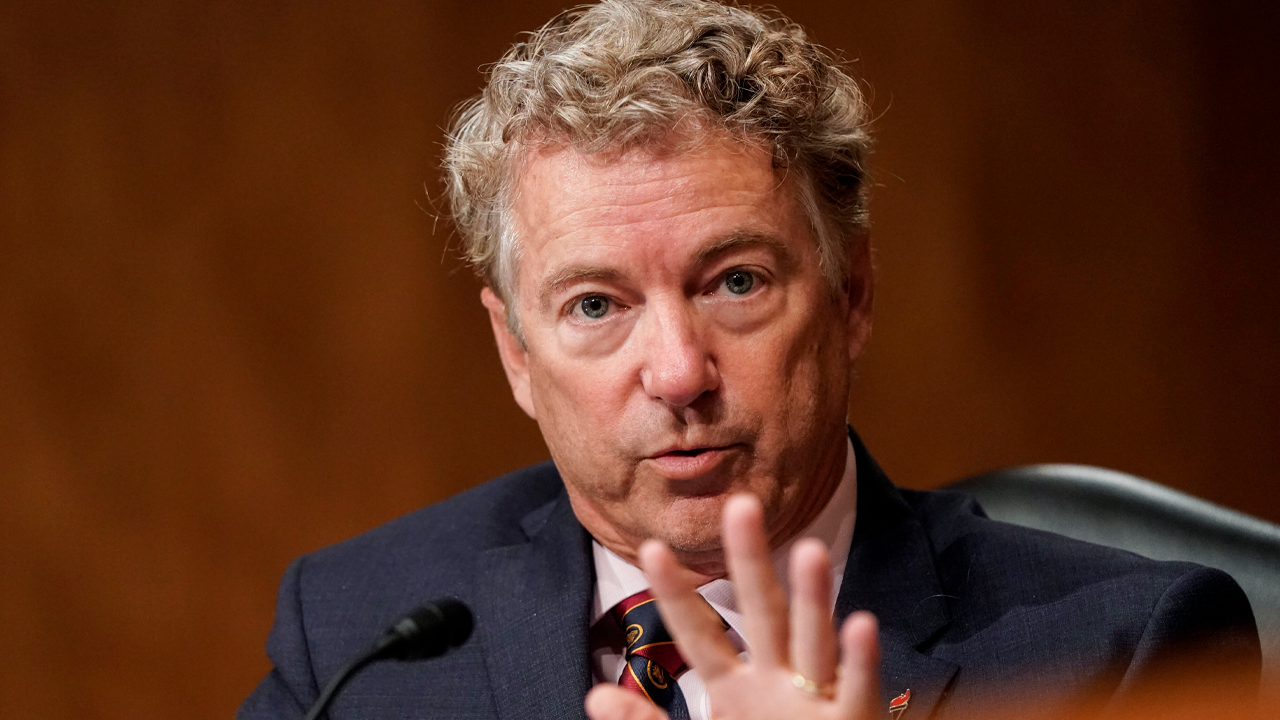 "Rand Paul slams COVID relief bill: ""The only thing that can save us is opening the economy"""