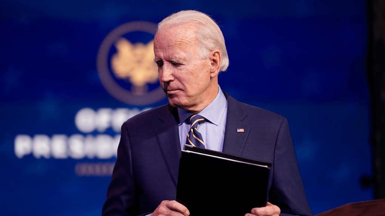 "Survey: Stock market under Pres Biden will be ""worse"", say top US investors"