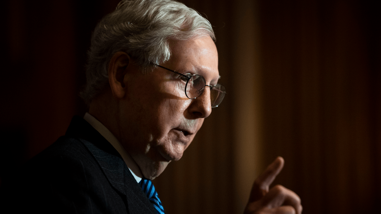 Mitch McConnell calls for repeal of Section 230, which protects social media platforms