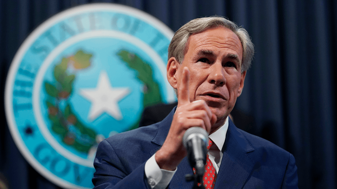 Texas governor slams restaurant shutdowns