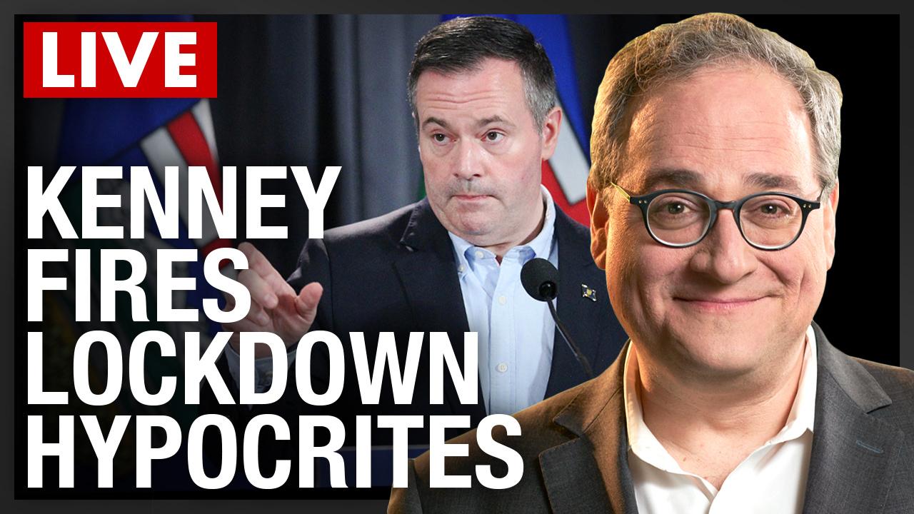 BREAKING: Alberta's lockdown cheaters fired en masse by Jason Kenney
