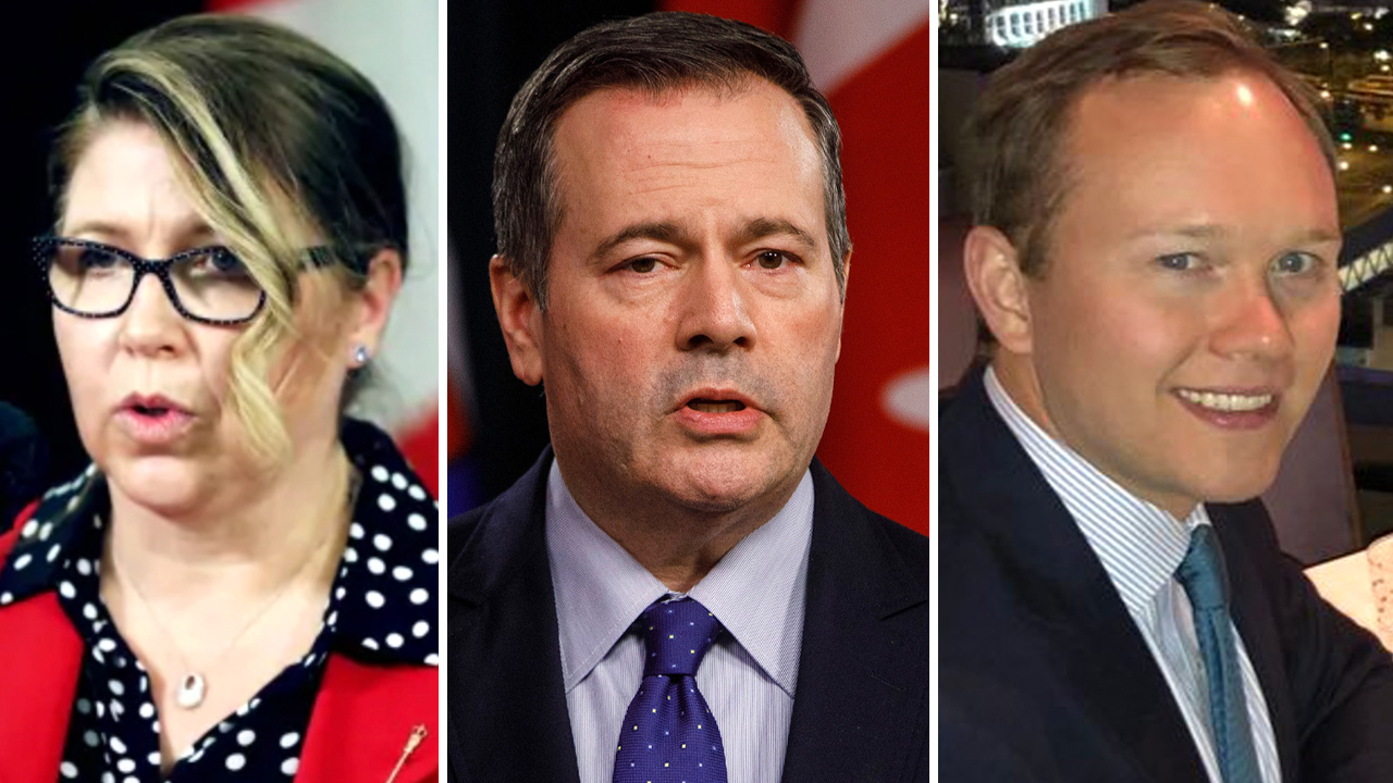 Kenney cleans house: premier punishes Alberta MLAs for violating COVID restrictions