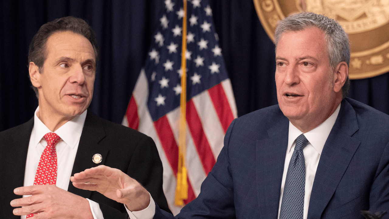 Cuomo and de Blasio spar over heavily-criticized COVID vaccine rollout