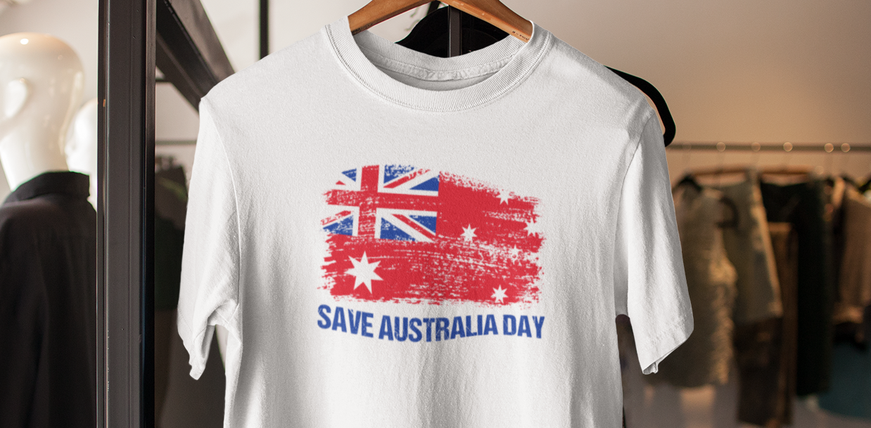 save australia day store sidebar redirect