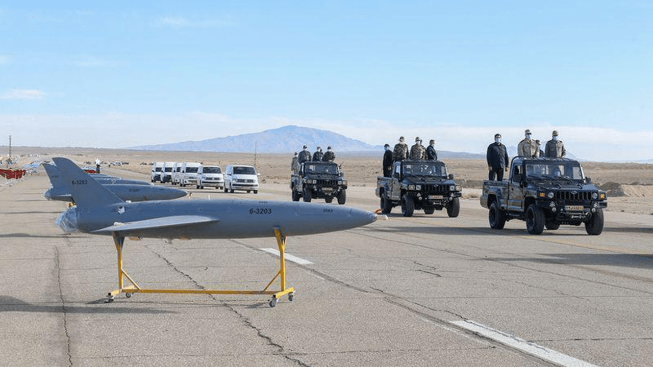 Iran launches drone exercises following anniversary of Soleimani assassination