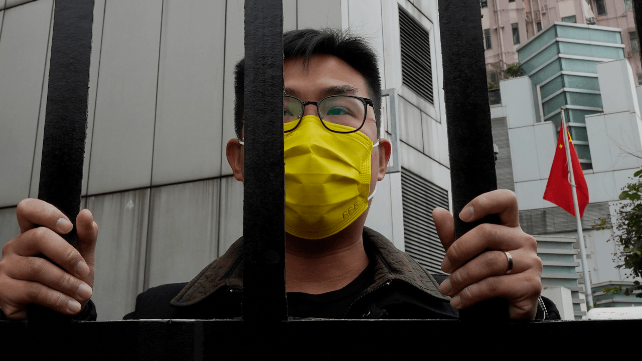 Hong Kong police arrest over 50 pro-democracy politicians and activists