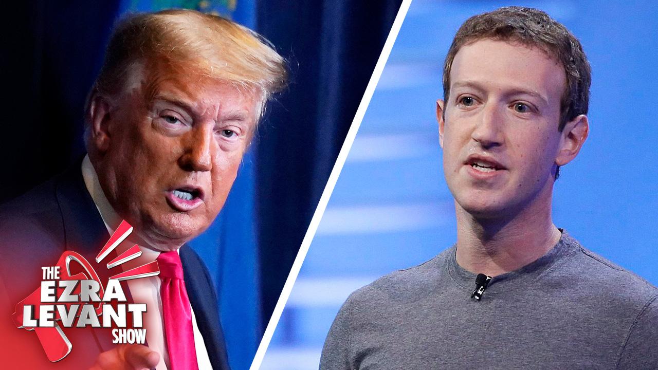 If Big Tech can silence Trump, they can silence anyone