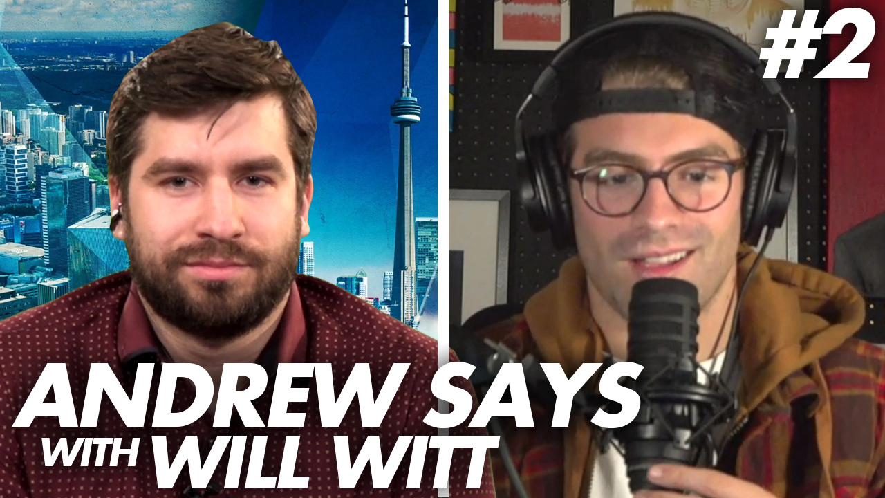 """Lockdowns are destroying lives"" Will Witt on Andrew Says"