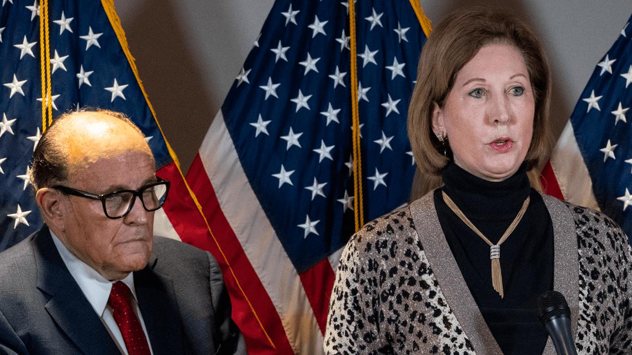 Dominion Voting files $1.3 billion defamation suit against Sidney Powell