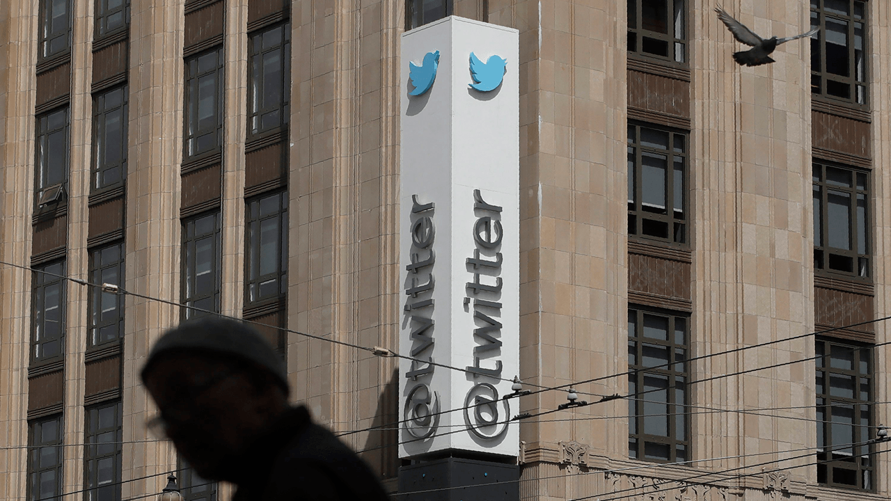 Police create security perimeter around Twitter headquarters ahead of reported pro-Trump protest