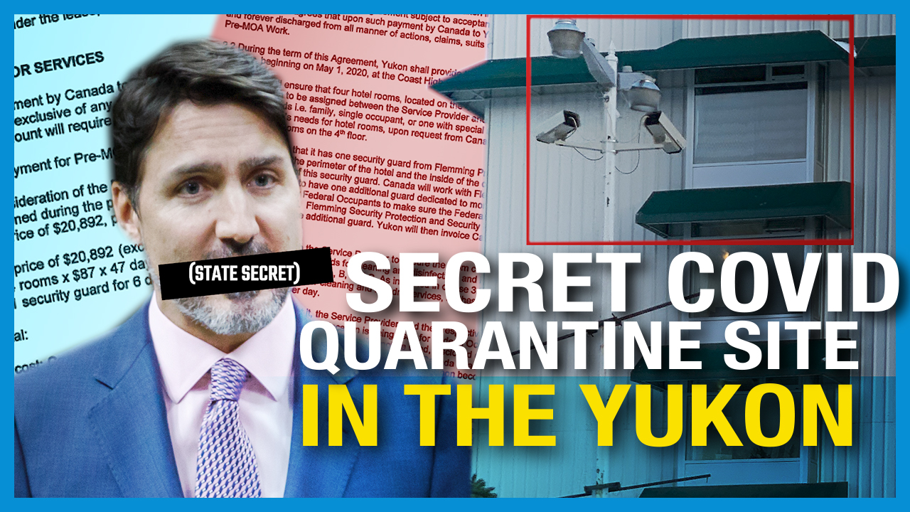 Secret Yukon COVID quarantine hotel hiding in downtown Whitehorse