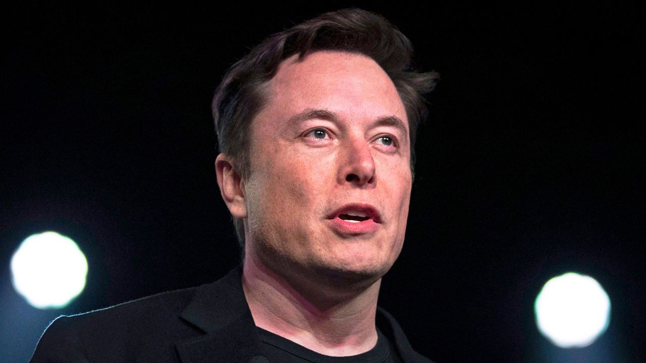 Elon Musk expresses concern over Big Tech censorship