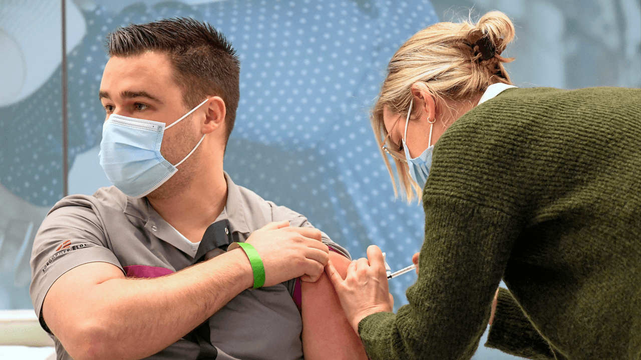 U.K. to begin trial run of 'health passports' as EU debates proof of vaccination certificates