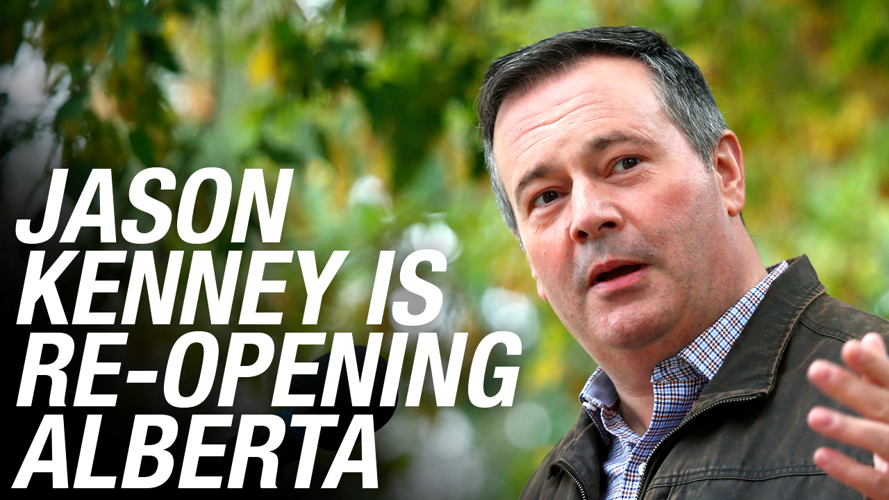 Alberta begins lifting COVID restrictions, reopening economy