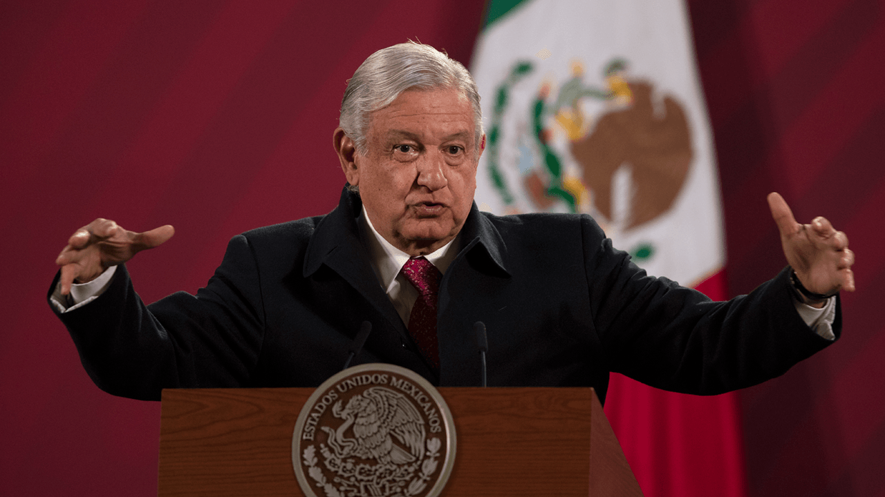 Mexican president attacks Big Tech over censorship of Trump